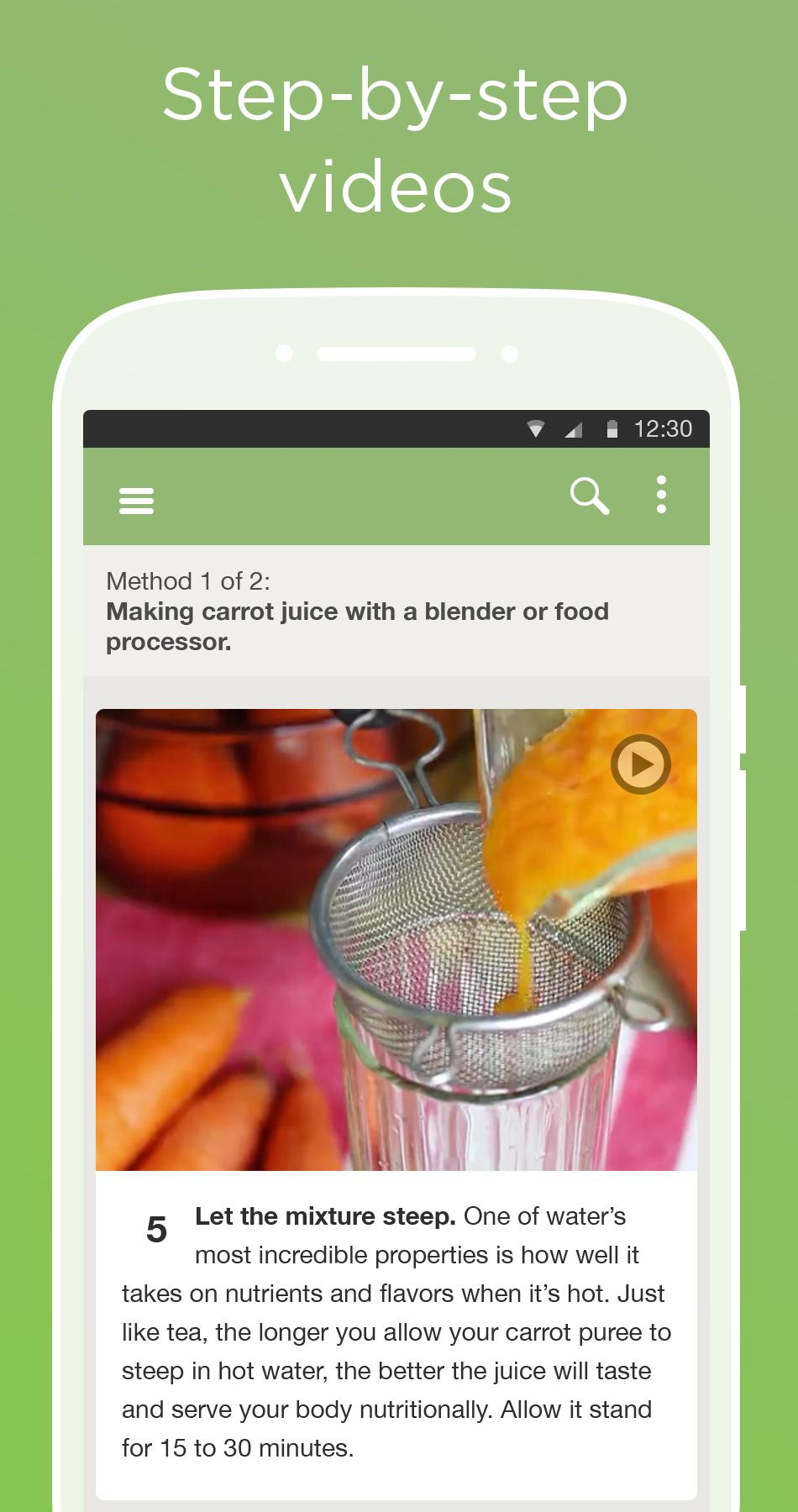 wikiHow how to do anything 2.8.3 Screenshot 3