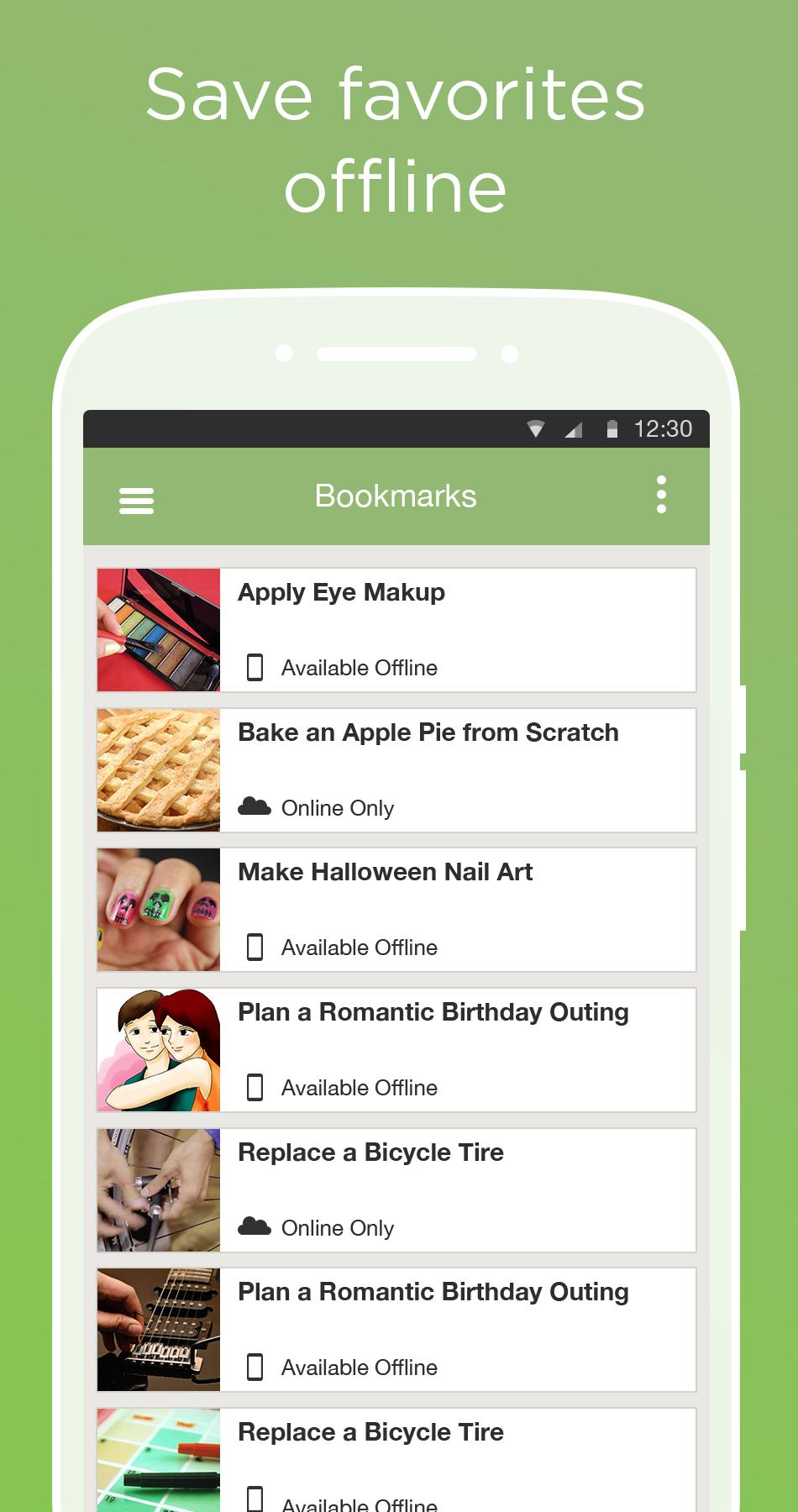 wikiHow how to do anything 2.8.3 Screenshot 4