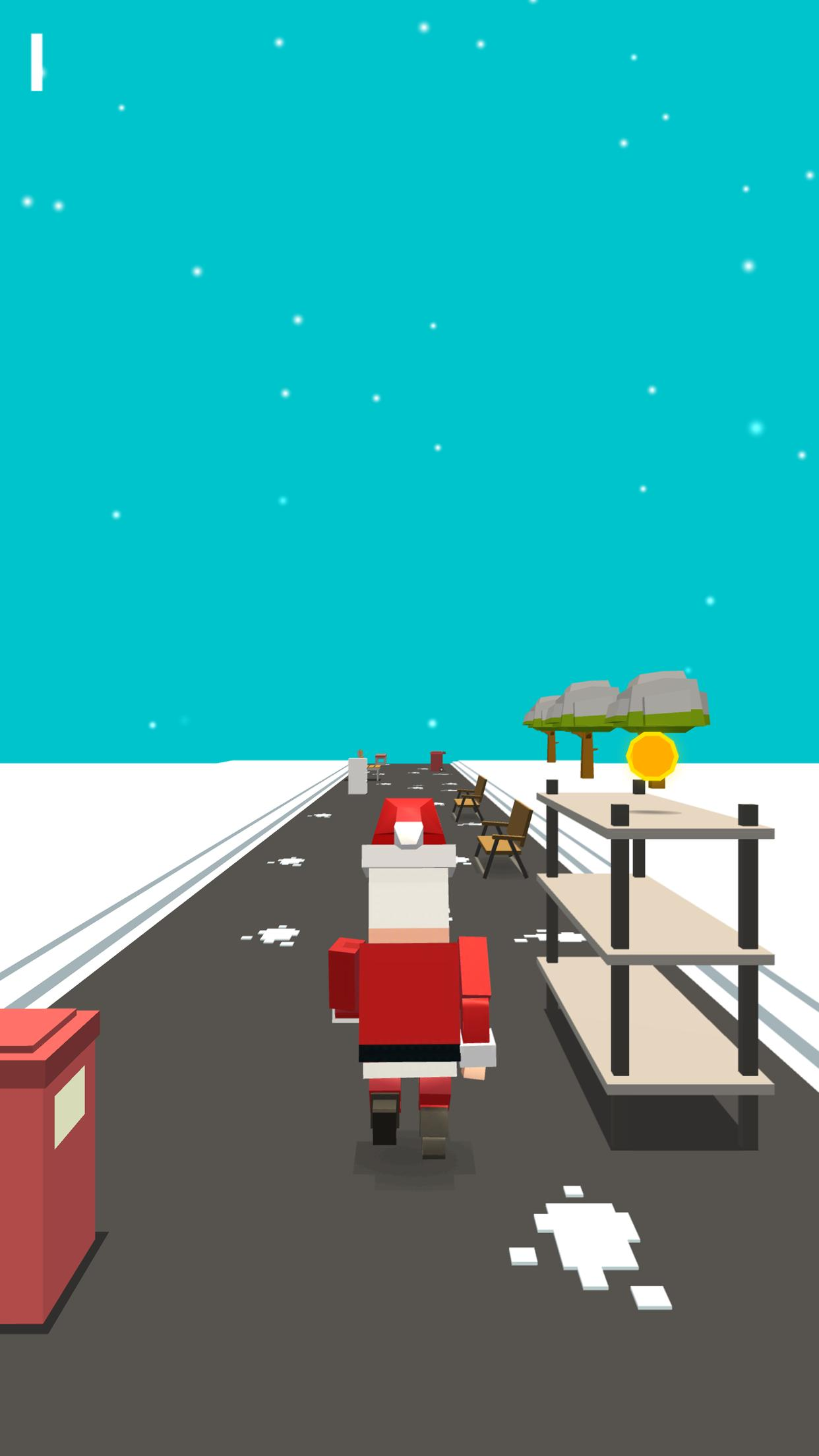 Xmas Floor is Lava Christmas holiday fun 2.6 Screenshot 2