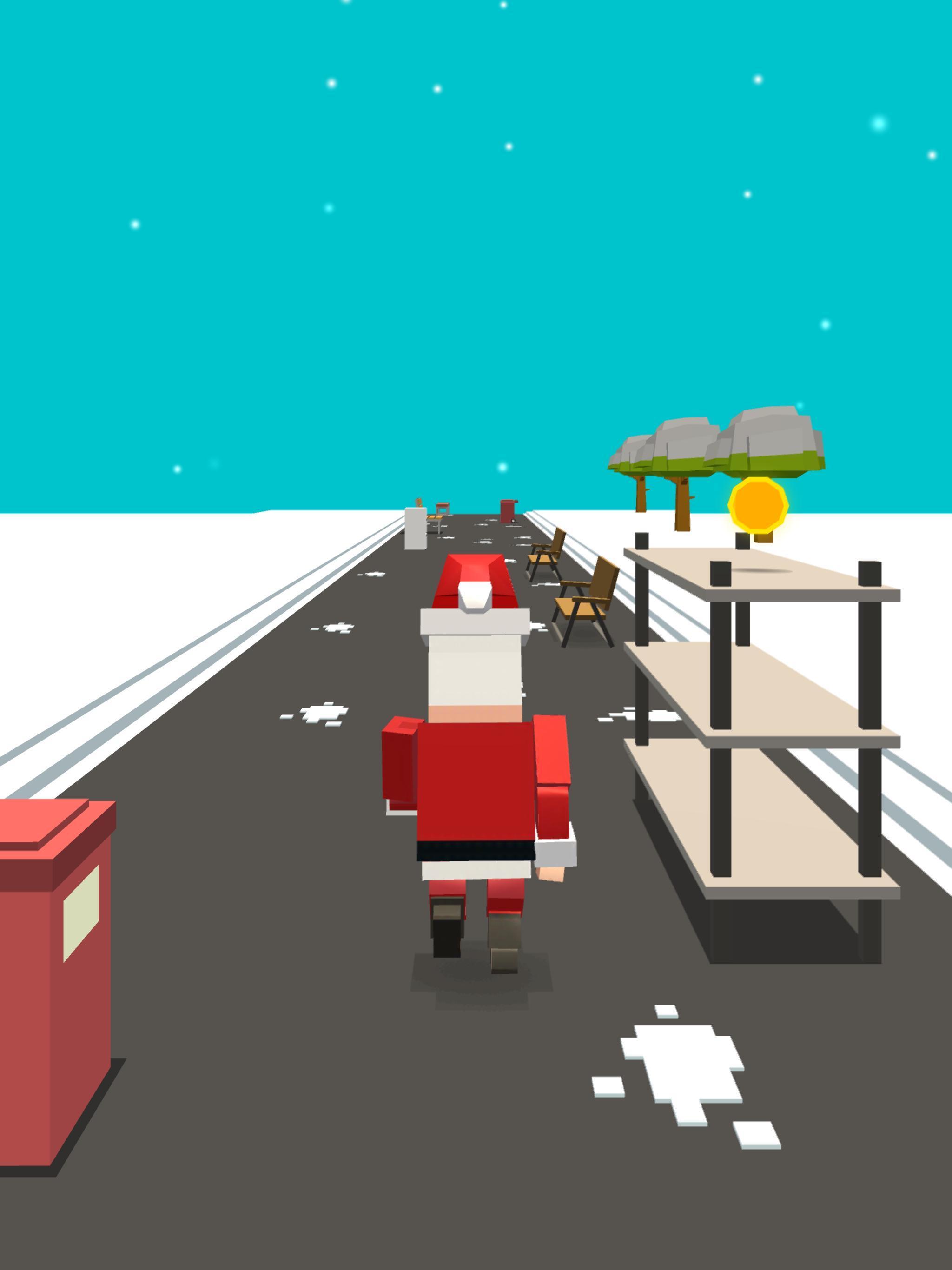 Xmas Floor is Lava Christmas holiday fun 2.6 Screenshot 7