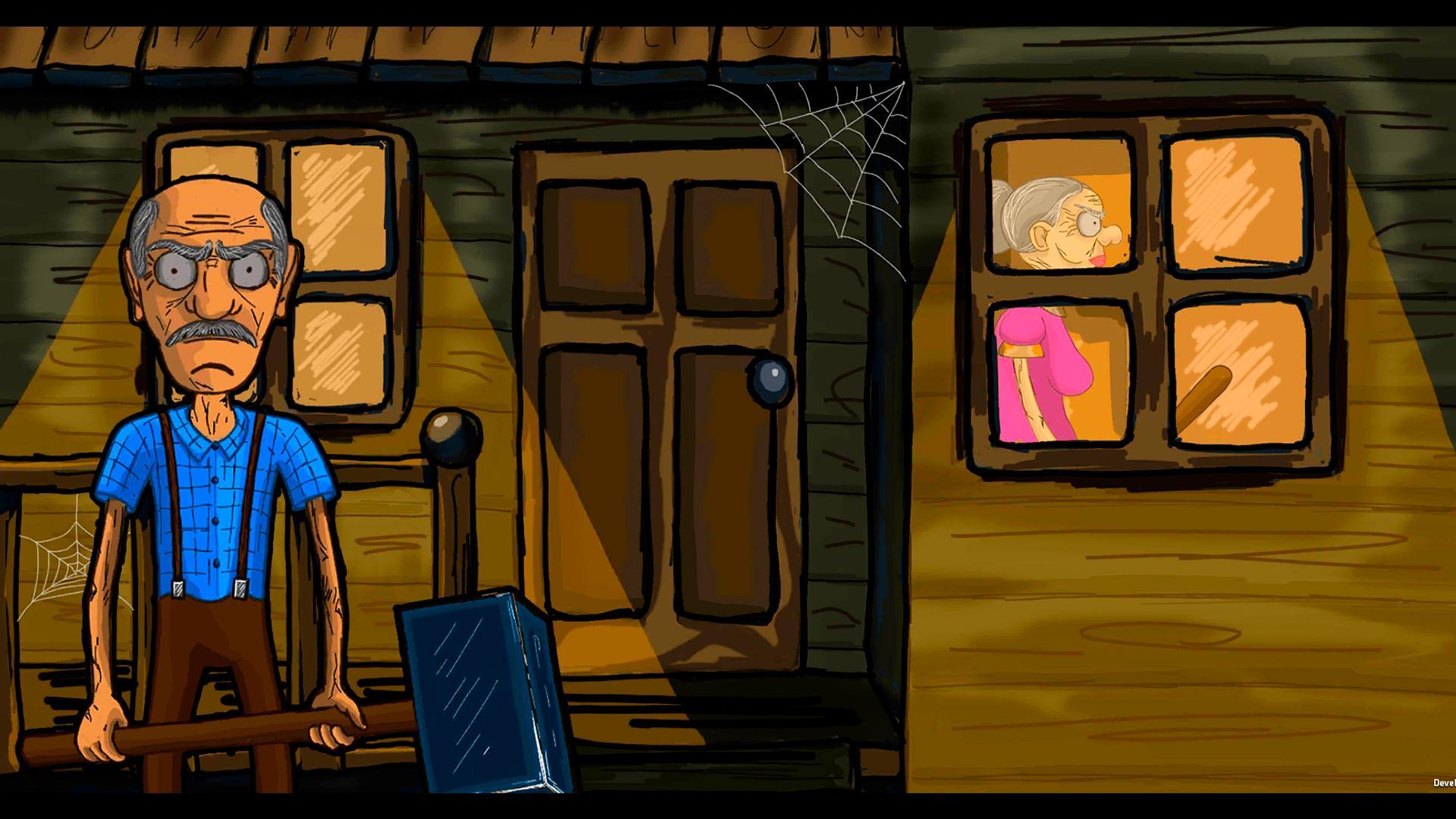 Grandpa And Granny House Escape 1.1.9 Screenshot 7
