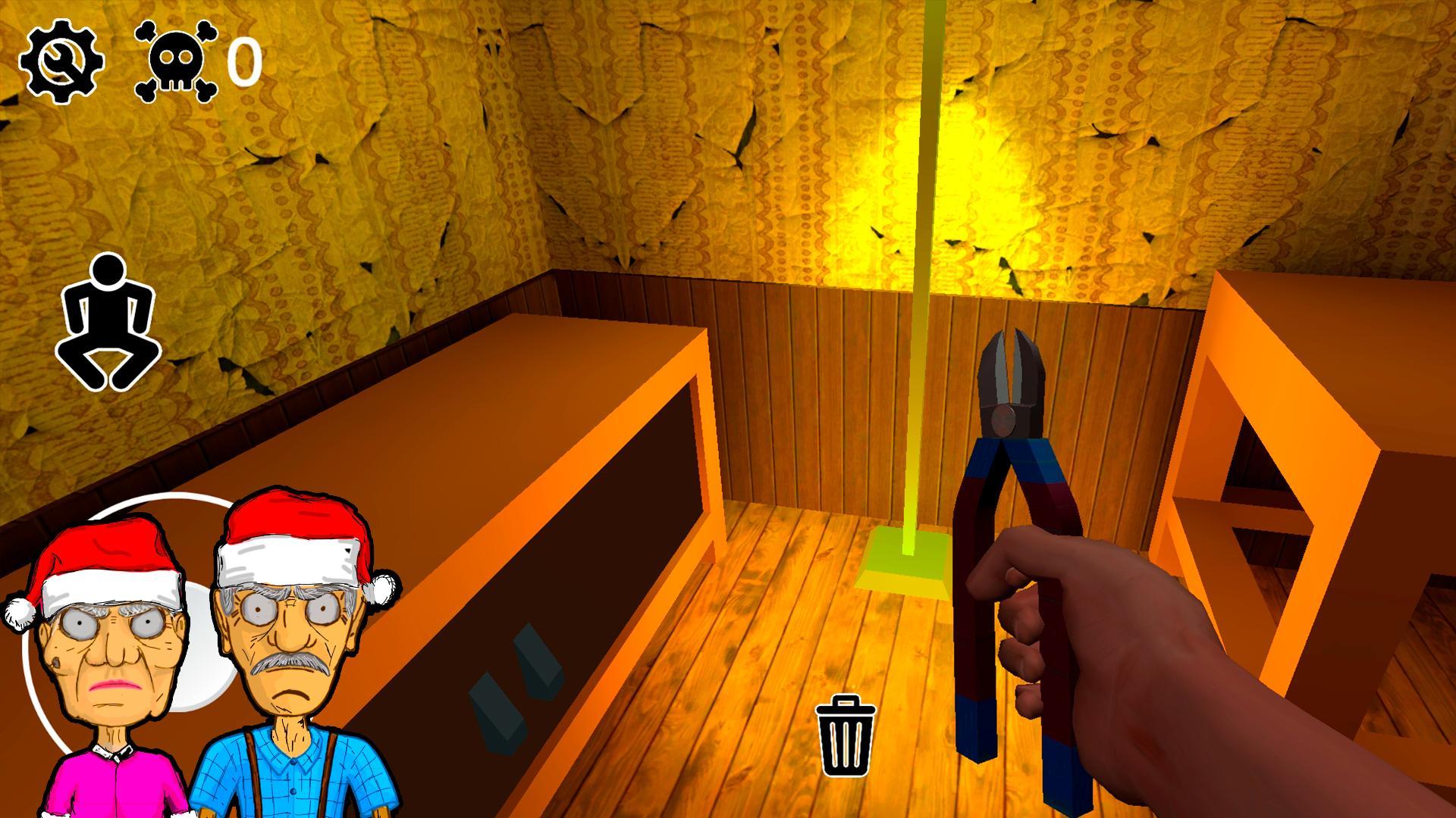 Grandpa And Granny House Escape 1.1.9 Screenshot 8