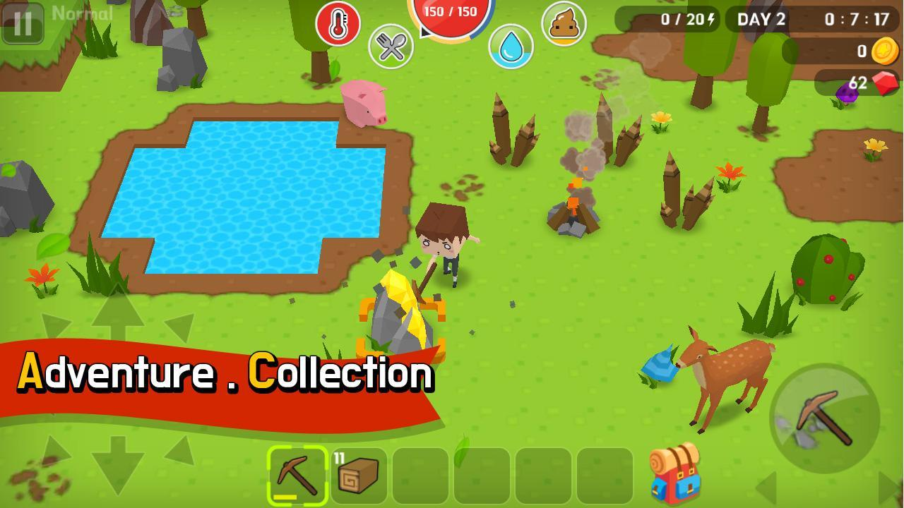 Mine Survival 2.1.8 Screenshot 1