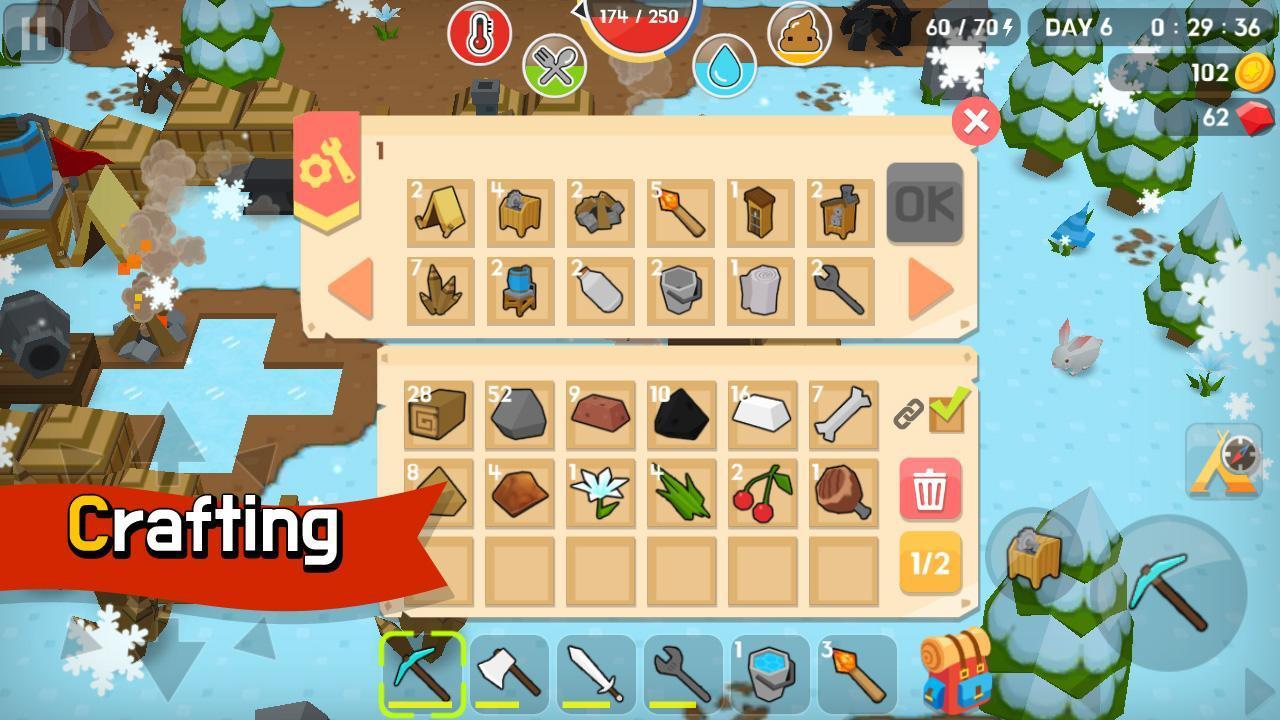 Mine Survival 2.1.8 Screenshot 2