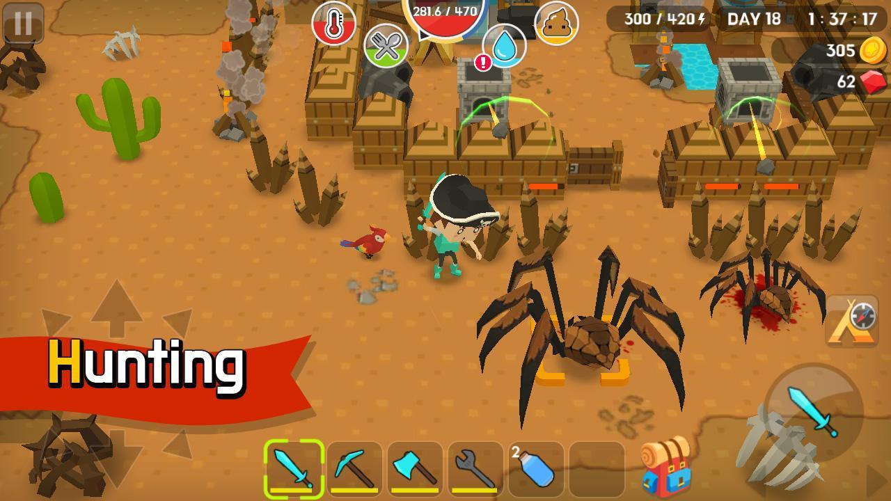 Mine Survival 2.1.8 Screenshot 4