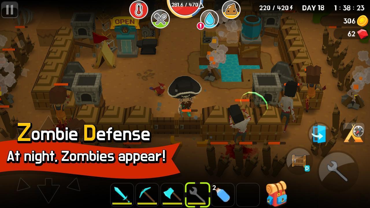 Mine Survival 2.1.8 Screenshot 5