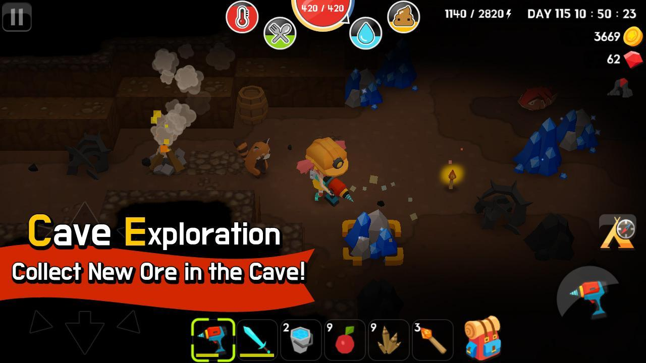Mine Survival 2.1.8 Screenshot 6