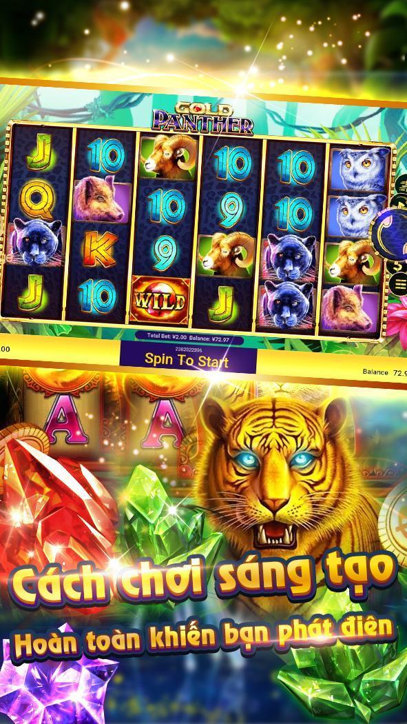 Star Casino - Slot, Bắn cá, Tố bài 1.0.3 Screenshot 2