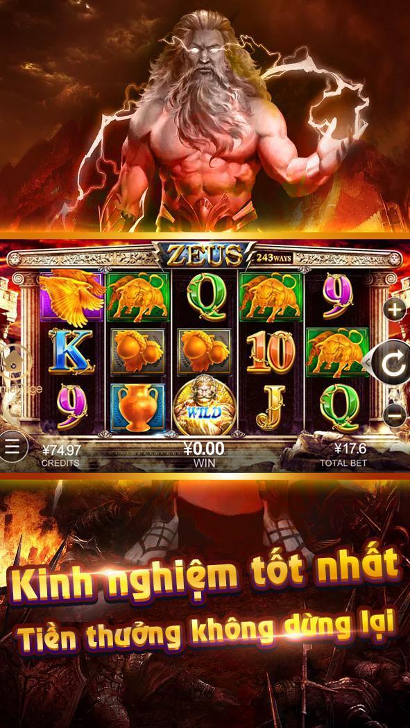 Star Casino - Slot, Bắn cá, Tố bài 1.0.3 Screenshot 3