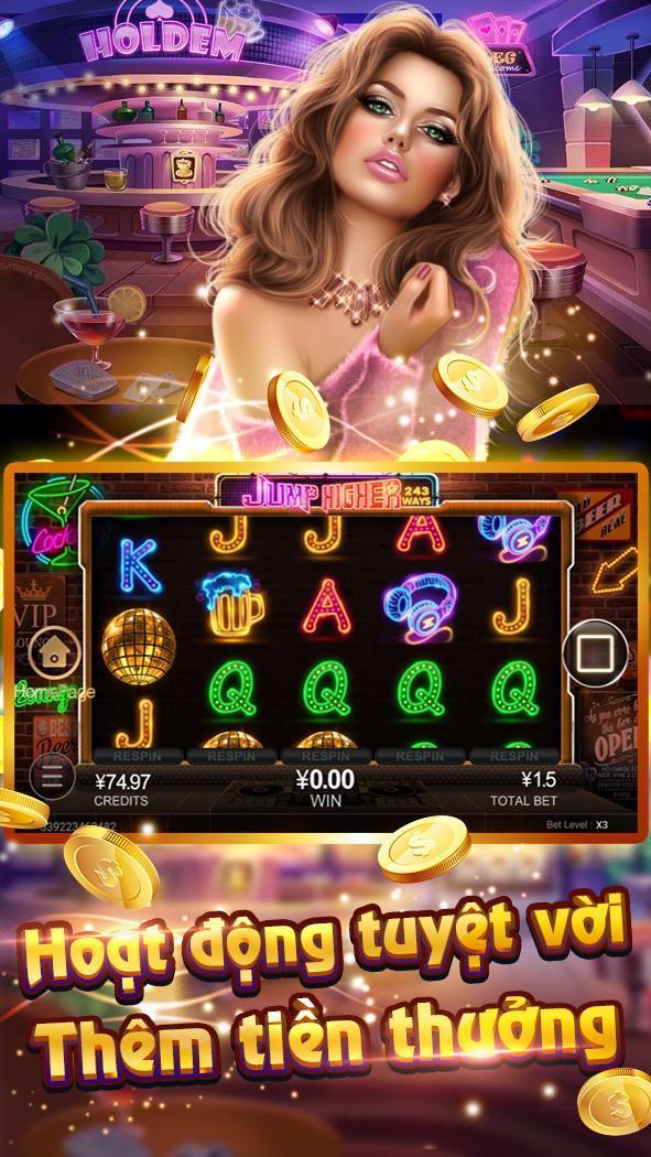 Star Casino - Slot, Bắn cá, Tố bài 1.0.3 Screenshot 4