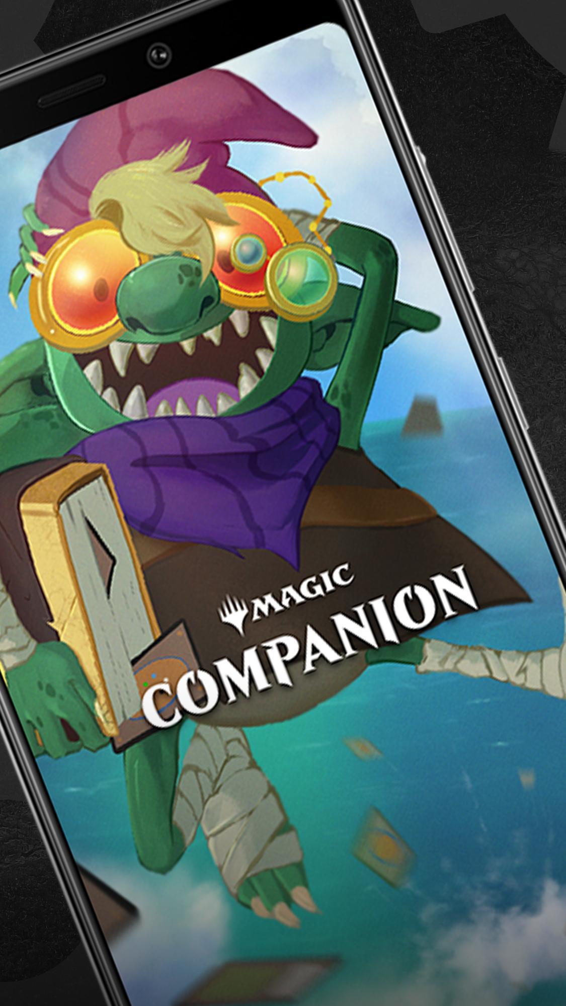 Magic: The Gathering Companion 1.0.48185 Screenshot 2