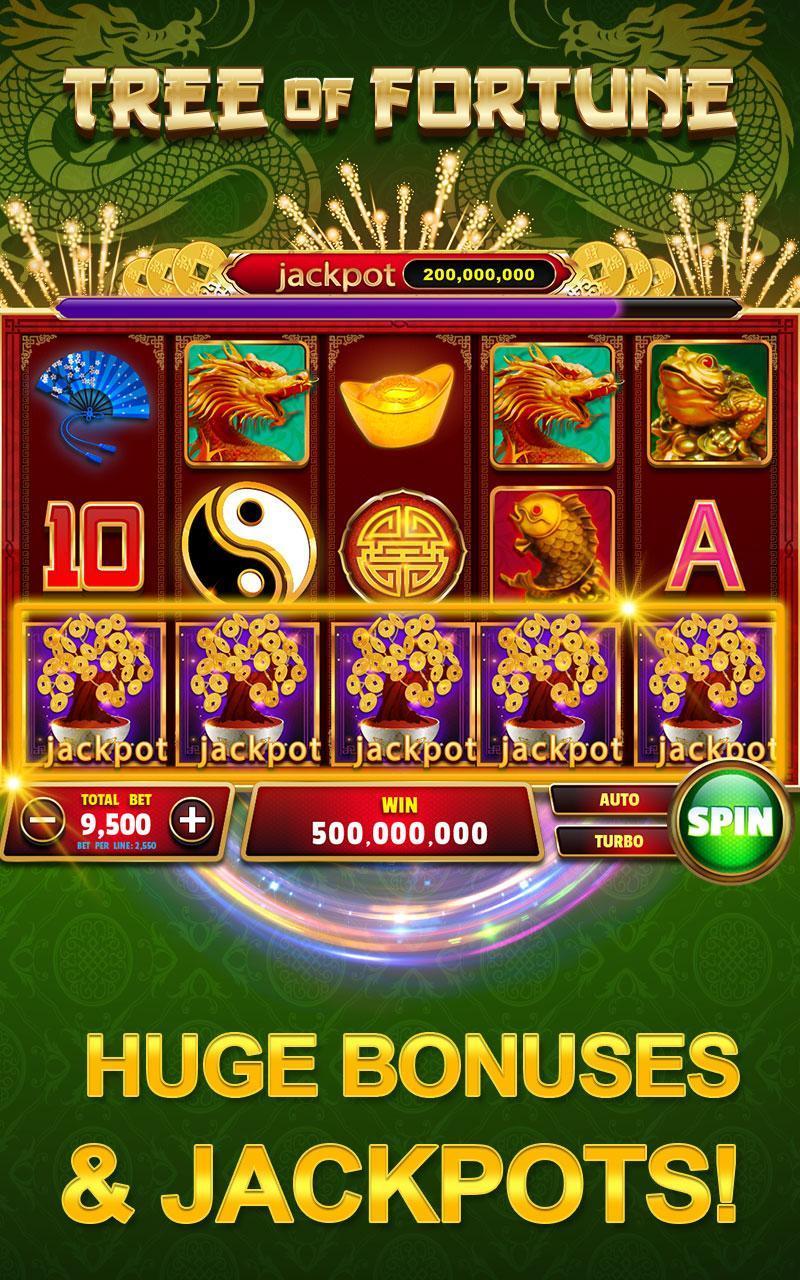 Good Fortune Casino - Slots machines & Baccarat 14.0.11 Screenshot 1