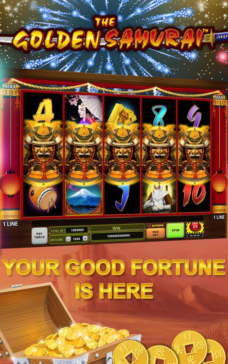 Good Fortune Casino - Slots machines & Baccarat 14.0.11 Screenshot 4