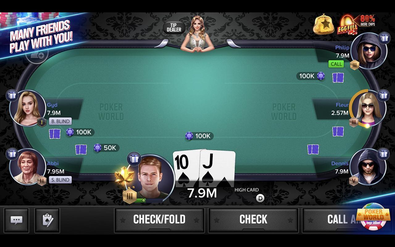 Poker World Mega Billions 2.052.2.052 Screenshot 11