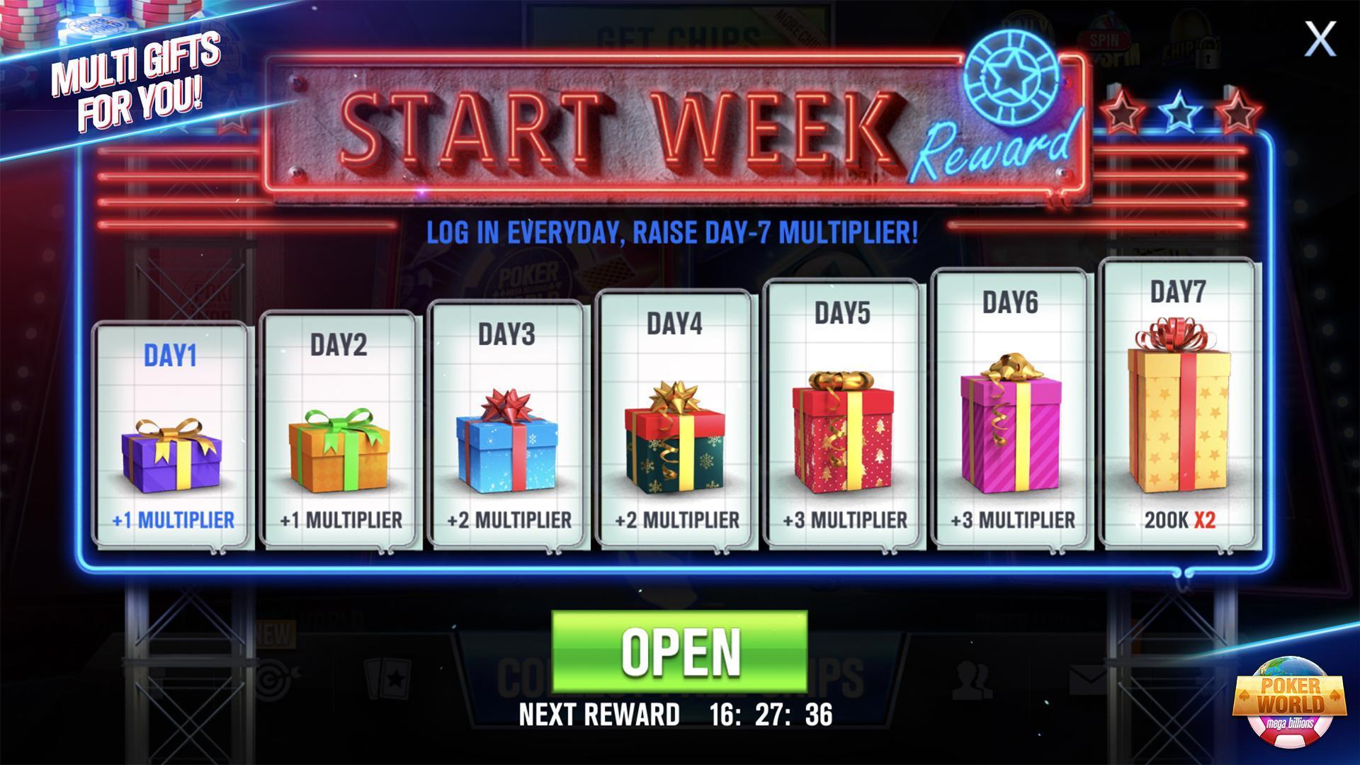 Poker World Mega Billions 2.052.2.052 Screenshot 9