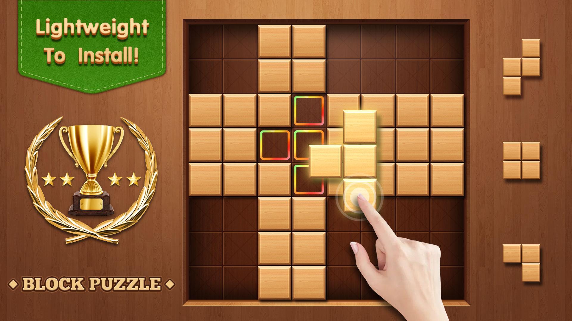 WoodBlockLegend-ClassicPuzzleGame 1.1.2 Screenshot 2