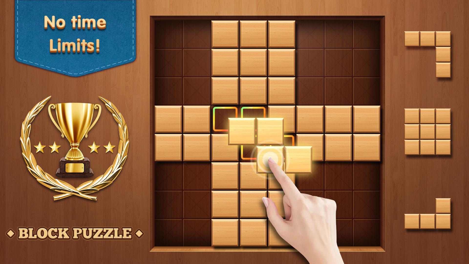 WoodBlockLegend-ClassicPuzzleGame 1.1.2 Screenshot 3