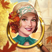 Pearl's Peril - Hidden Object Game app icon