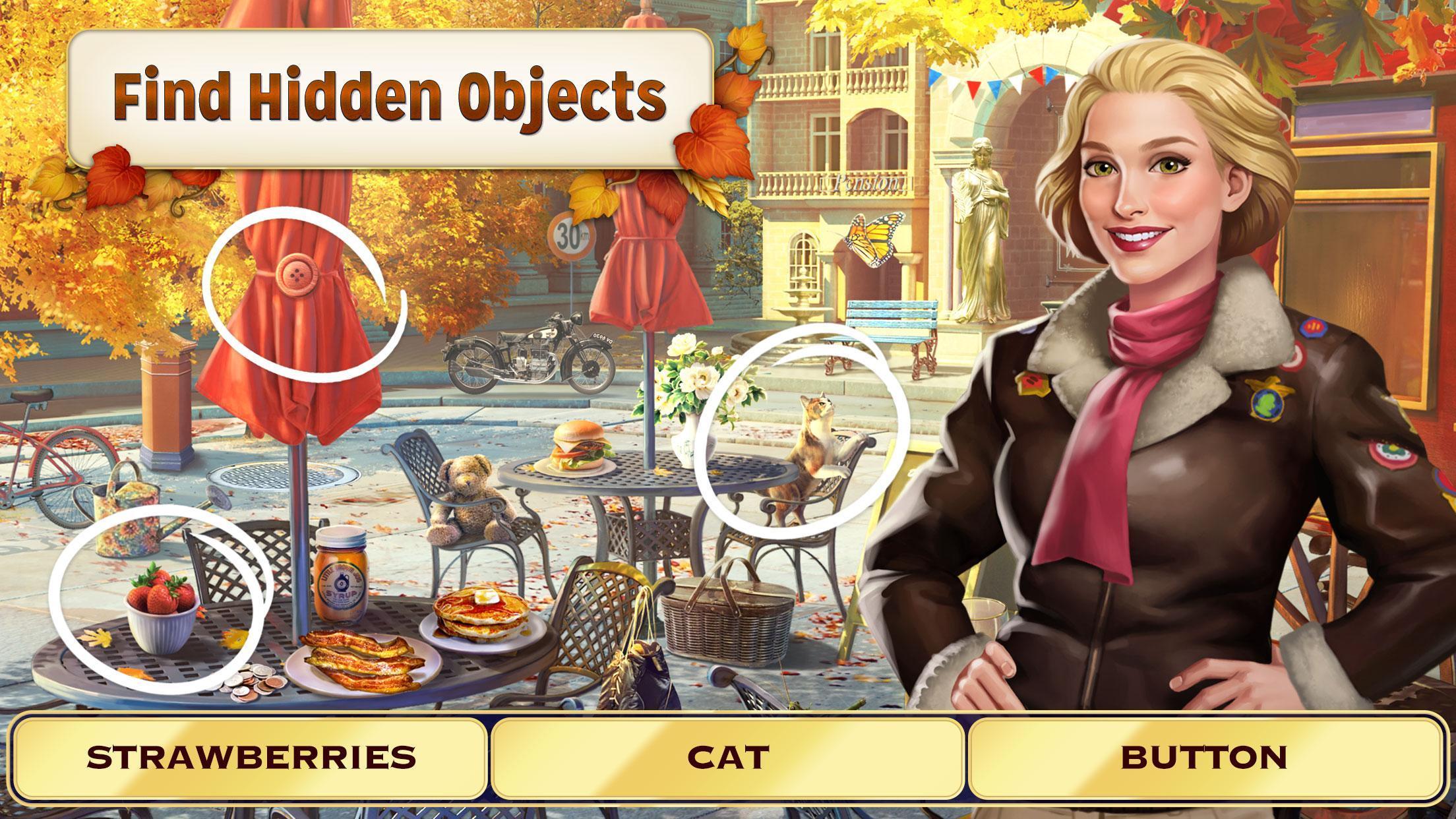 Pearl's Peril - Hidden Object Game 5.07.2984 Screenshot 1