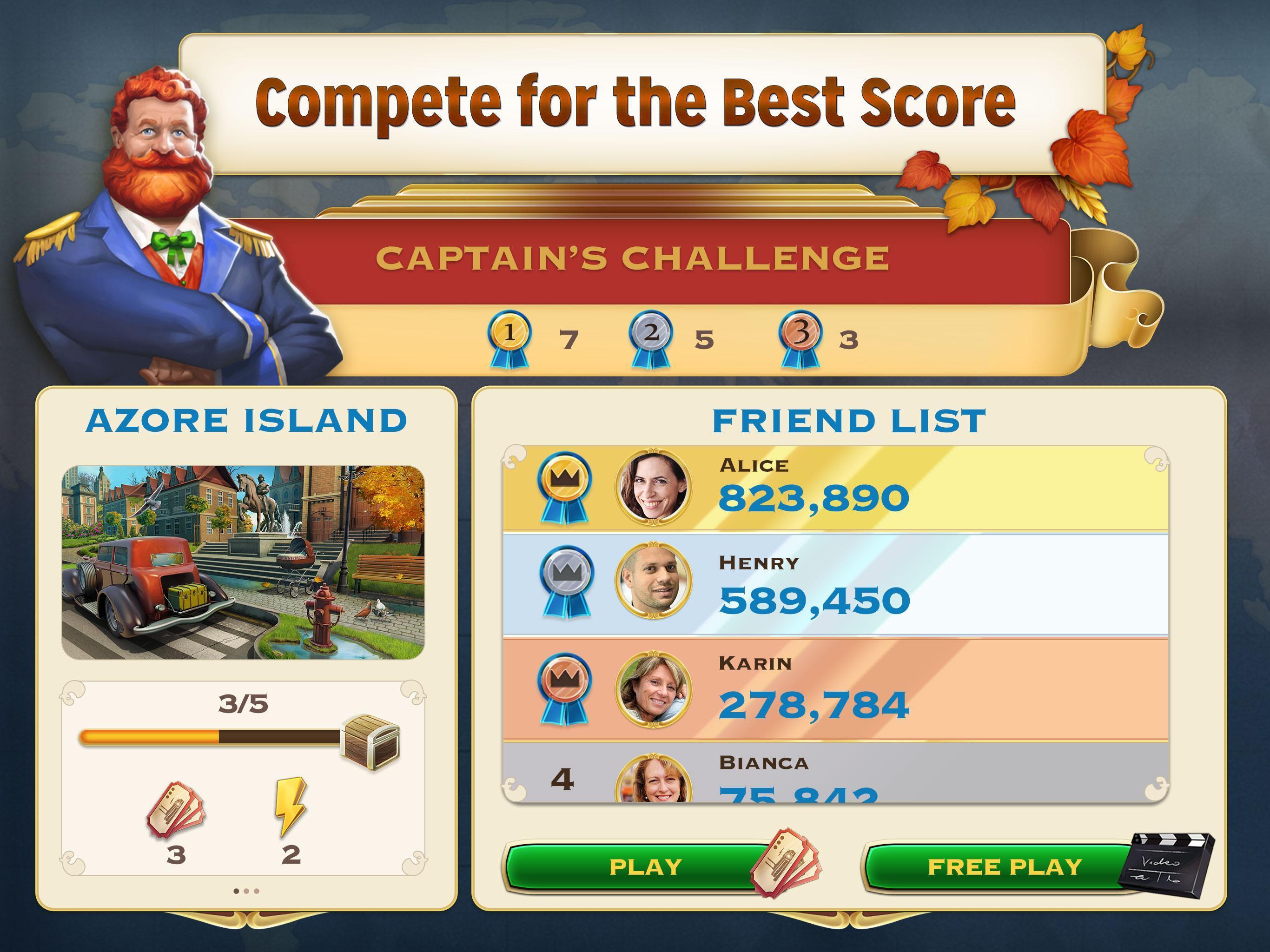 Pearl's Peril - Hidden Object Game 5.07.2984 Screenshot 13