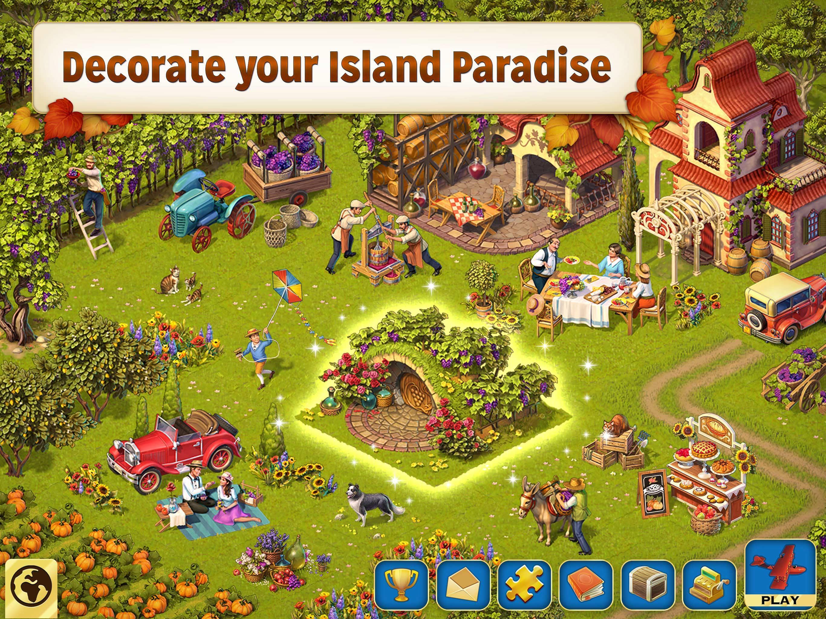 Pearl's Peril - Hidden Object Game 5.07.2984 Screenshot 17