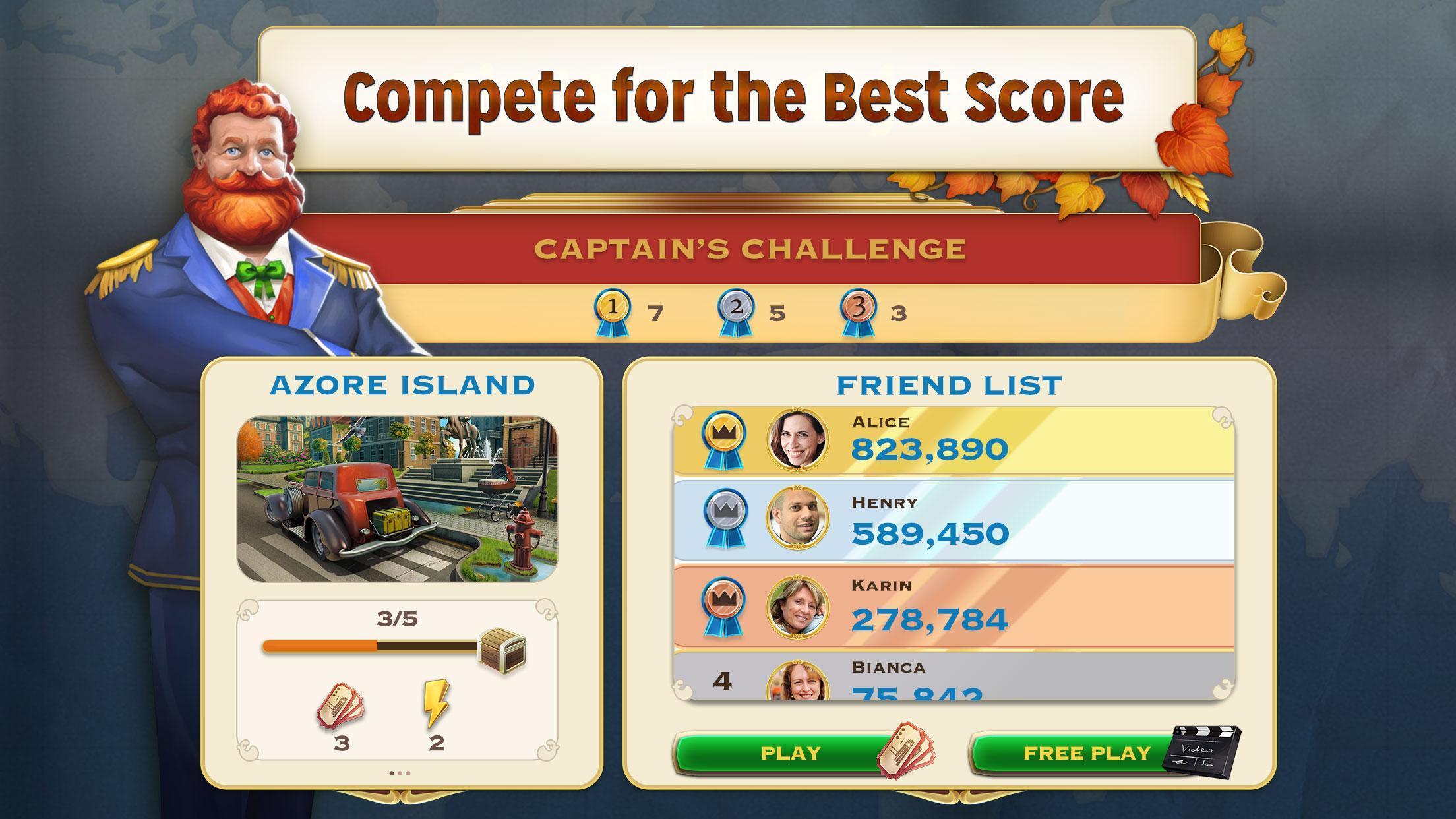 Pearl's Peril - Hidden Object Game 5.07.2984 Screenshot 6