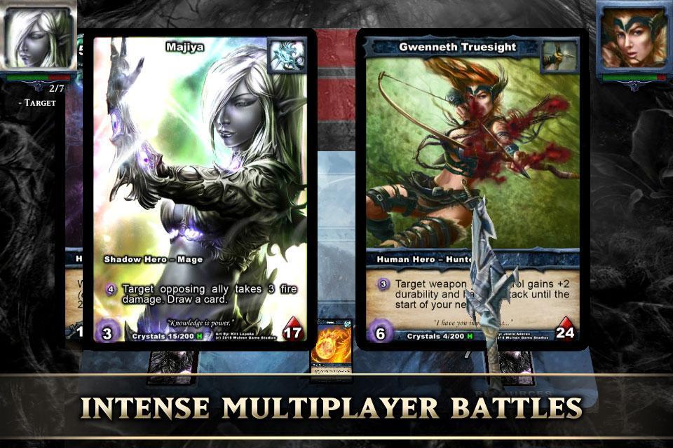 Shadow Era Trading Card Game 3.90000 Screenshot 1