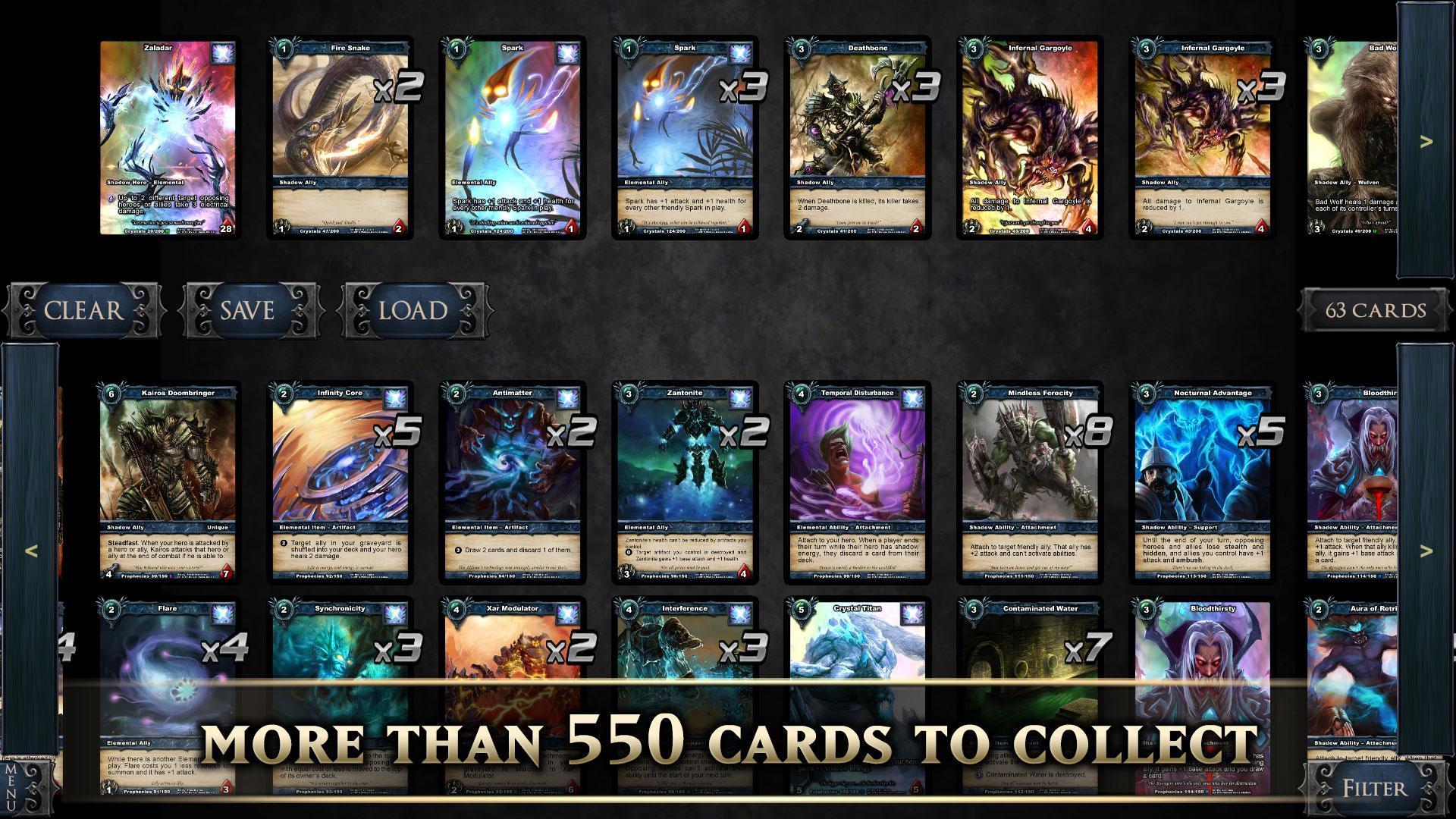 Shadow Era Trading Card Game 3.90000 Screenshot 12