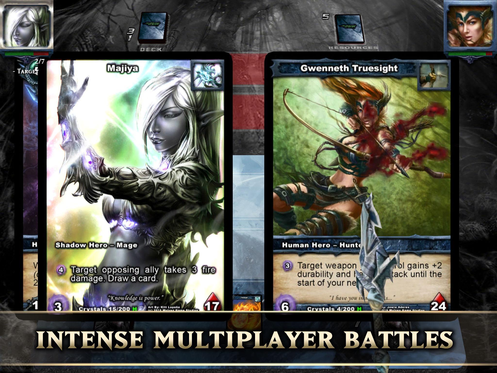 Shadow Era Trading Card Game 3.90000 Screenshot 6