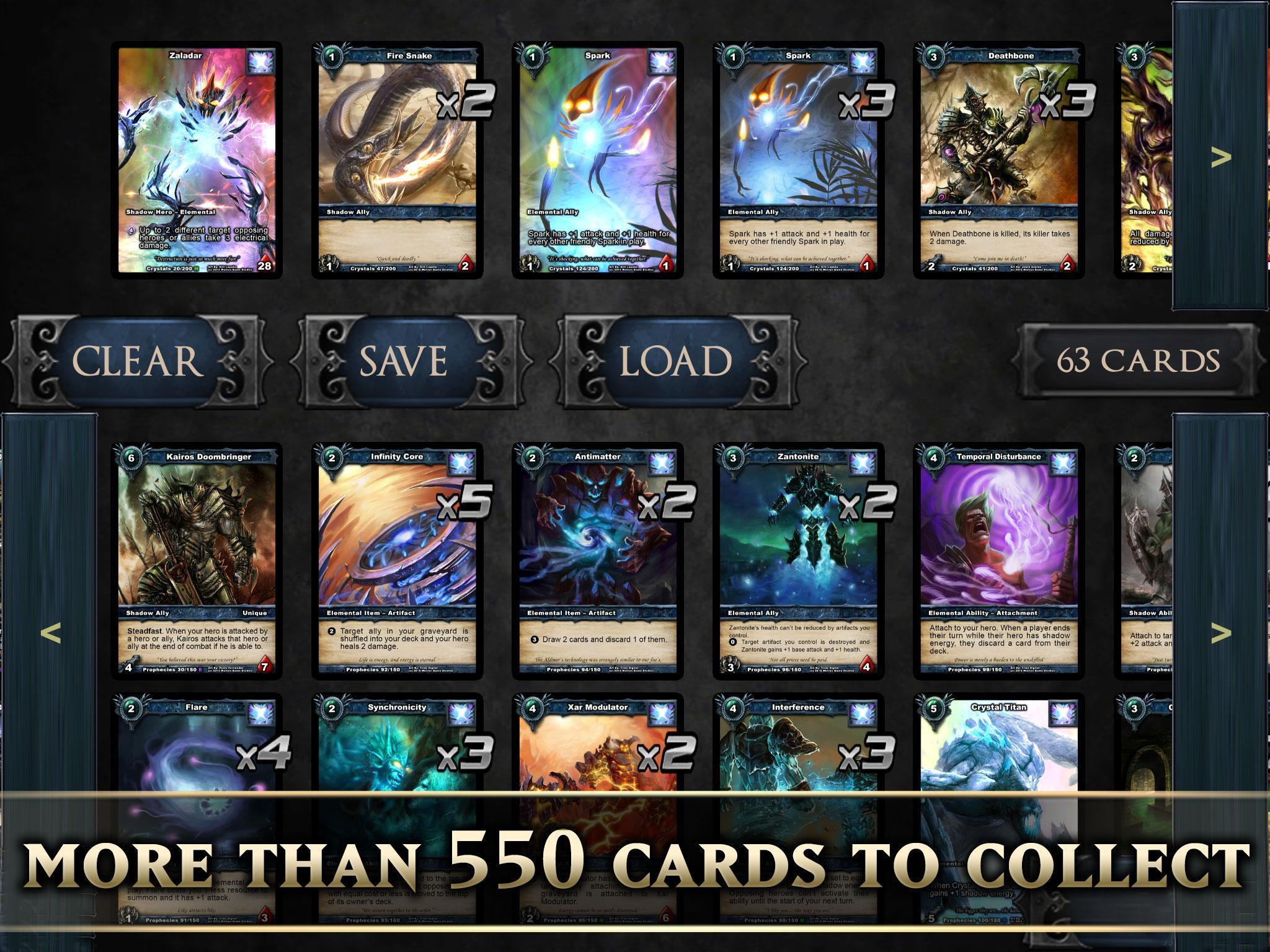 Shadow Era Trading Card Game 3.90000 Screenshot 7