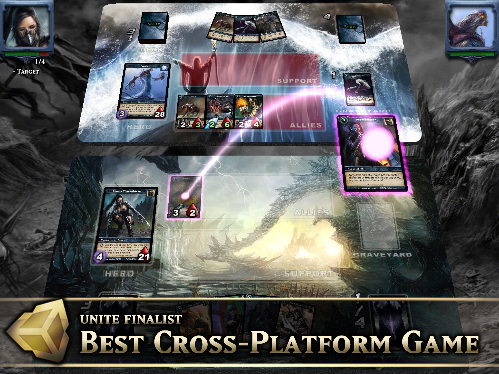 Shadow Era Trading Card Game 3.90000 Screenshot 9
