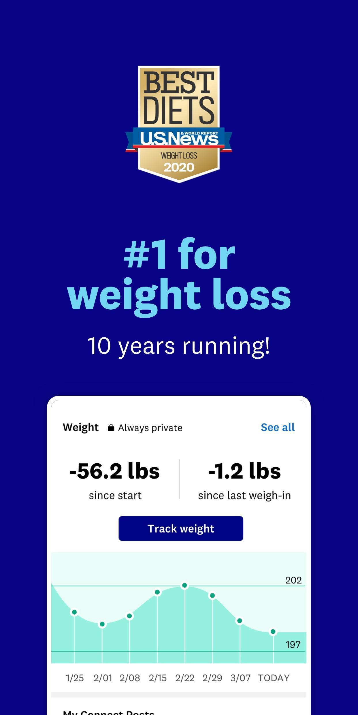 WW (Weight Watchers Reimagined) 8.3.1 Screenshot 1