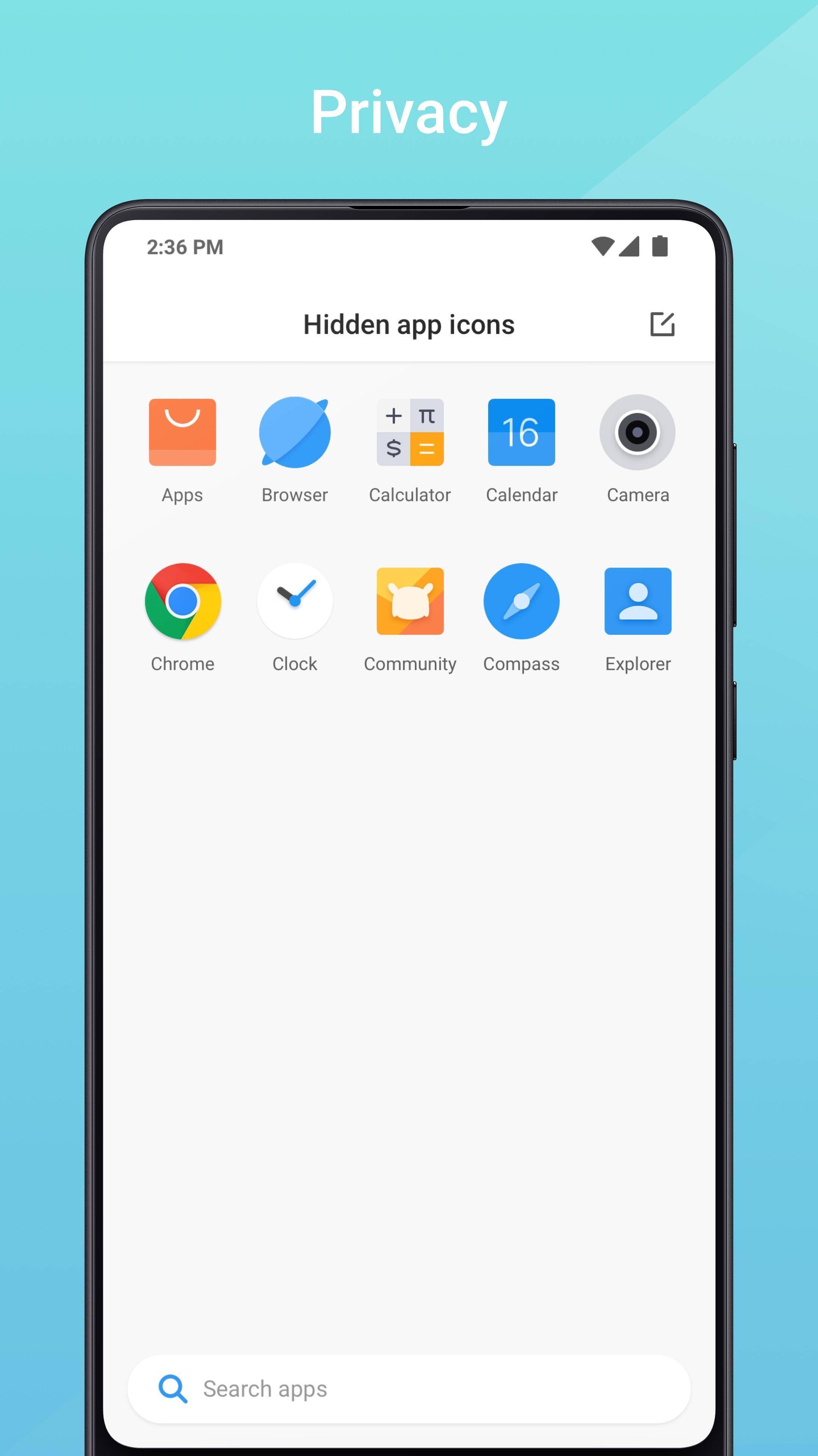 Mint Launcher 1.1.3.0 Screenshot 5