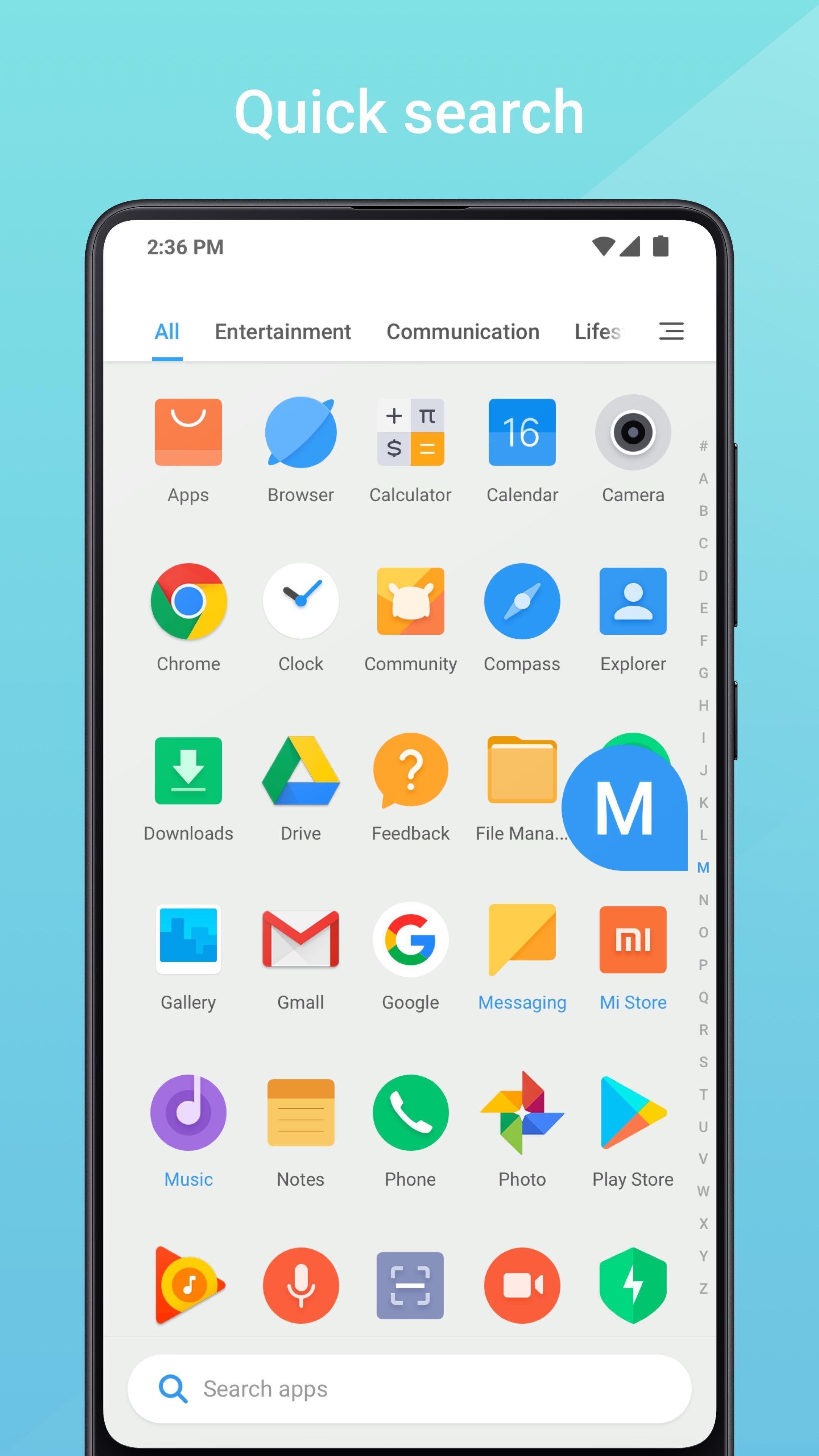 Mint Launcher 1.1.3.0 Screenshot 6
