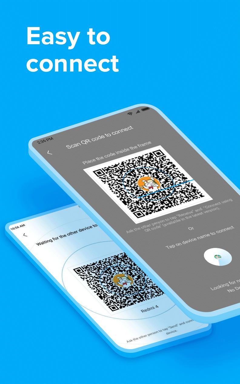 ShareMe 1 file sharing & data transfer app 1.28.27 Screenshot 3