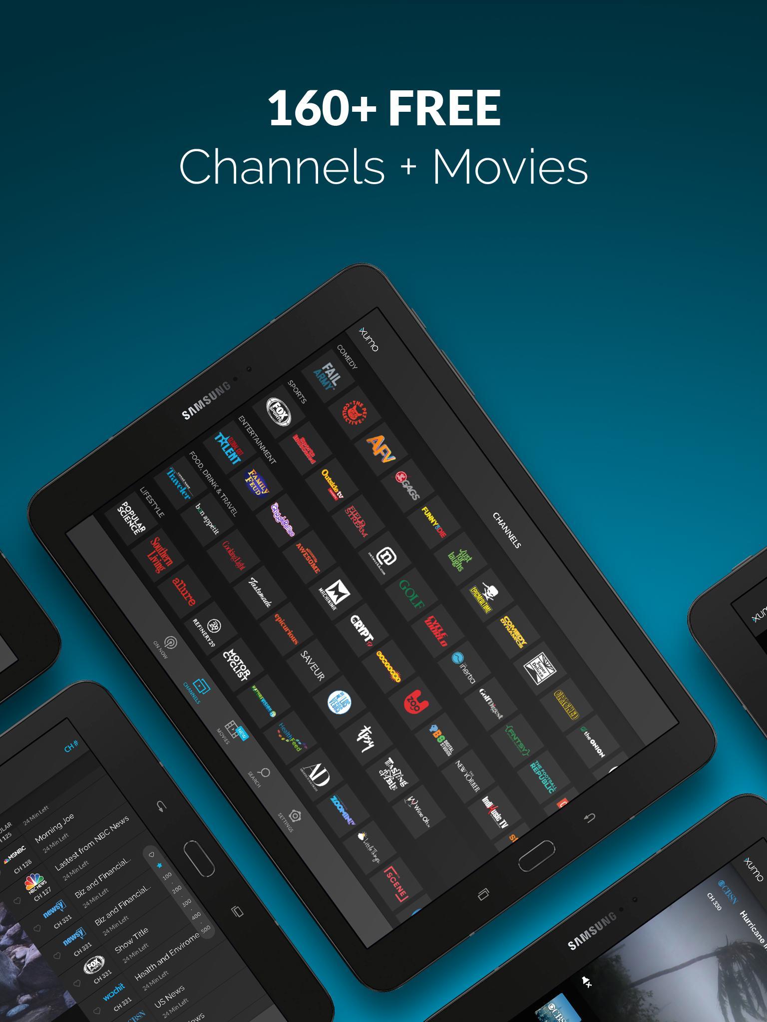 XUMO Free Streaming TV Shows and Movies 2.7.75 Screenshot 11