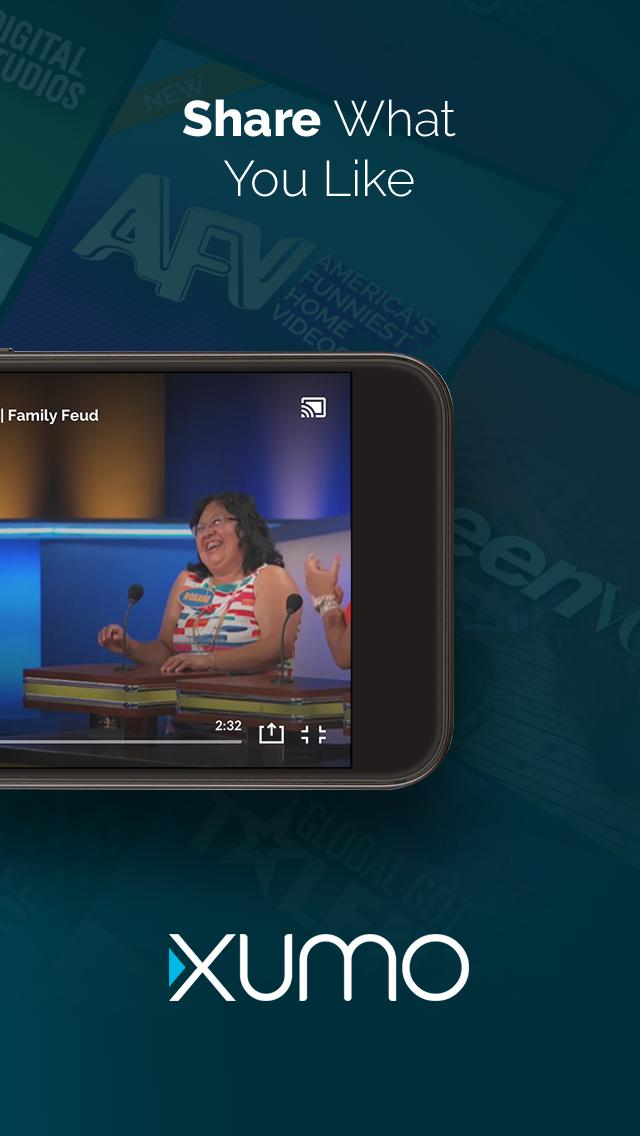 XUMO Free Streaming TV Shows and Movies 2.7.75 Screenshot 5