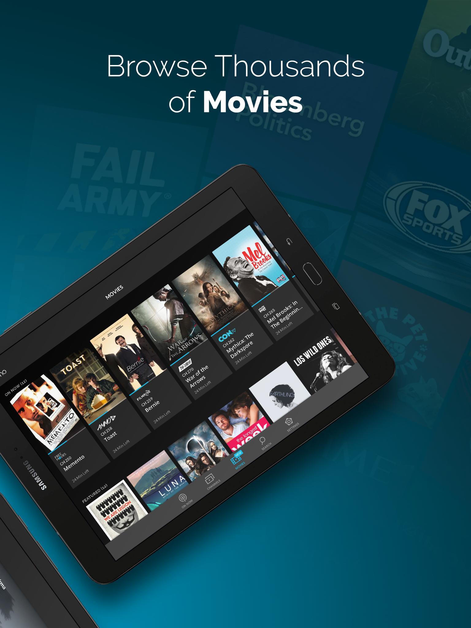 XUMO Free Streaming TV Shows and Movies 2.7.75 Screenshot 8