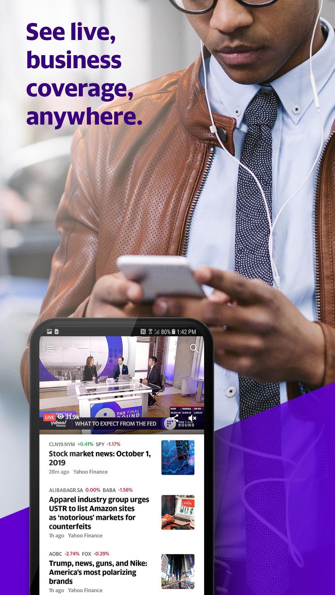 Yahoo Finance 10.4.8 Screenshot 3
