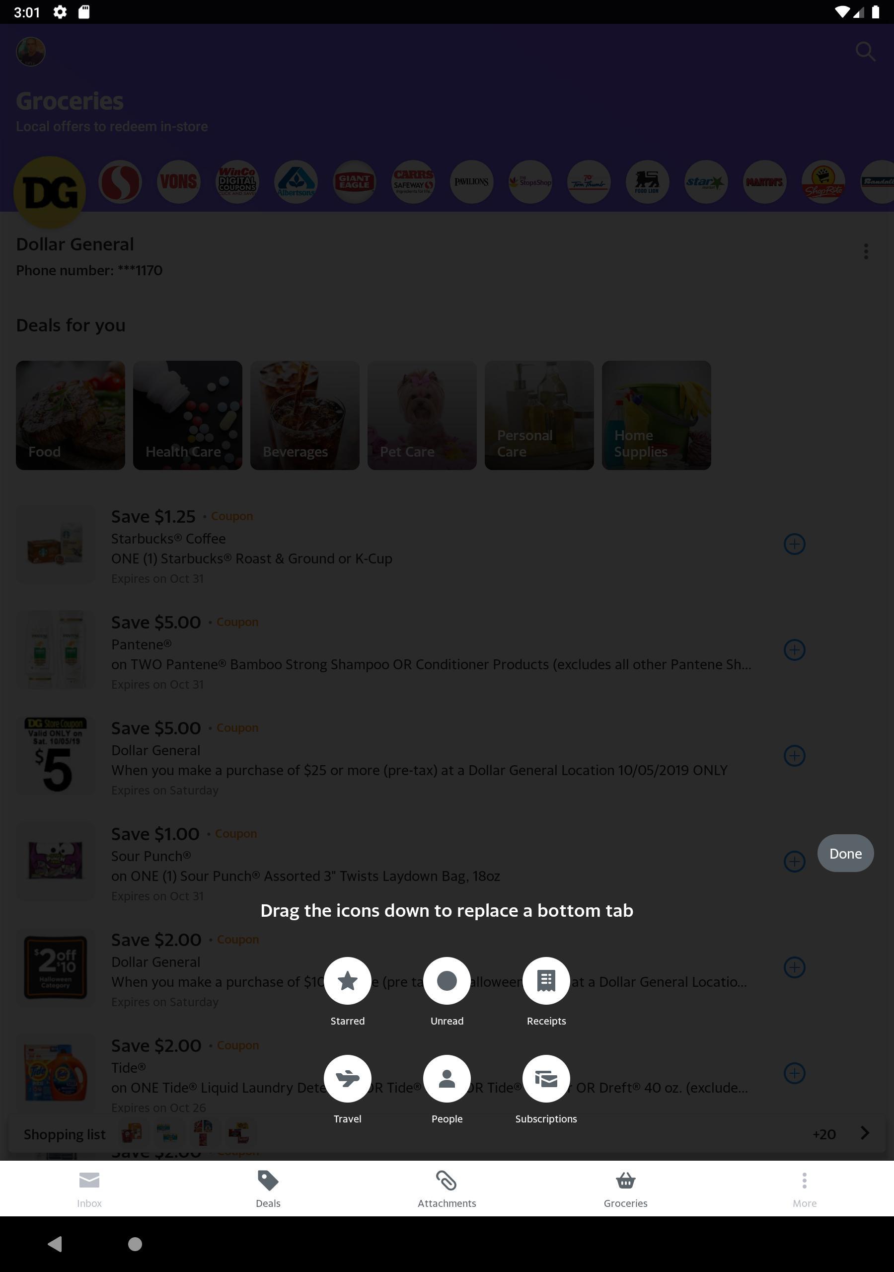Yahoo Mail – Organized Email 6.2.4 Screenshot 12