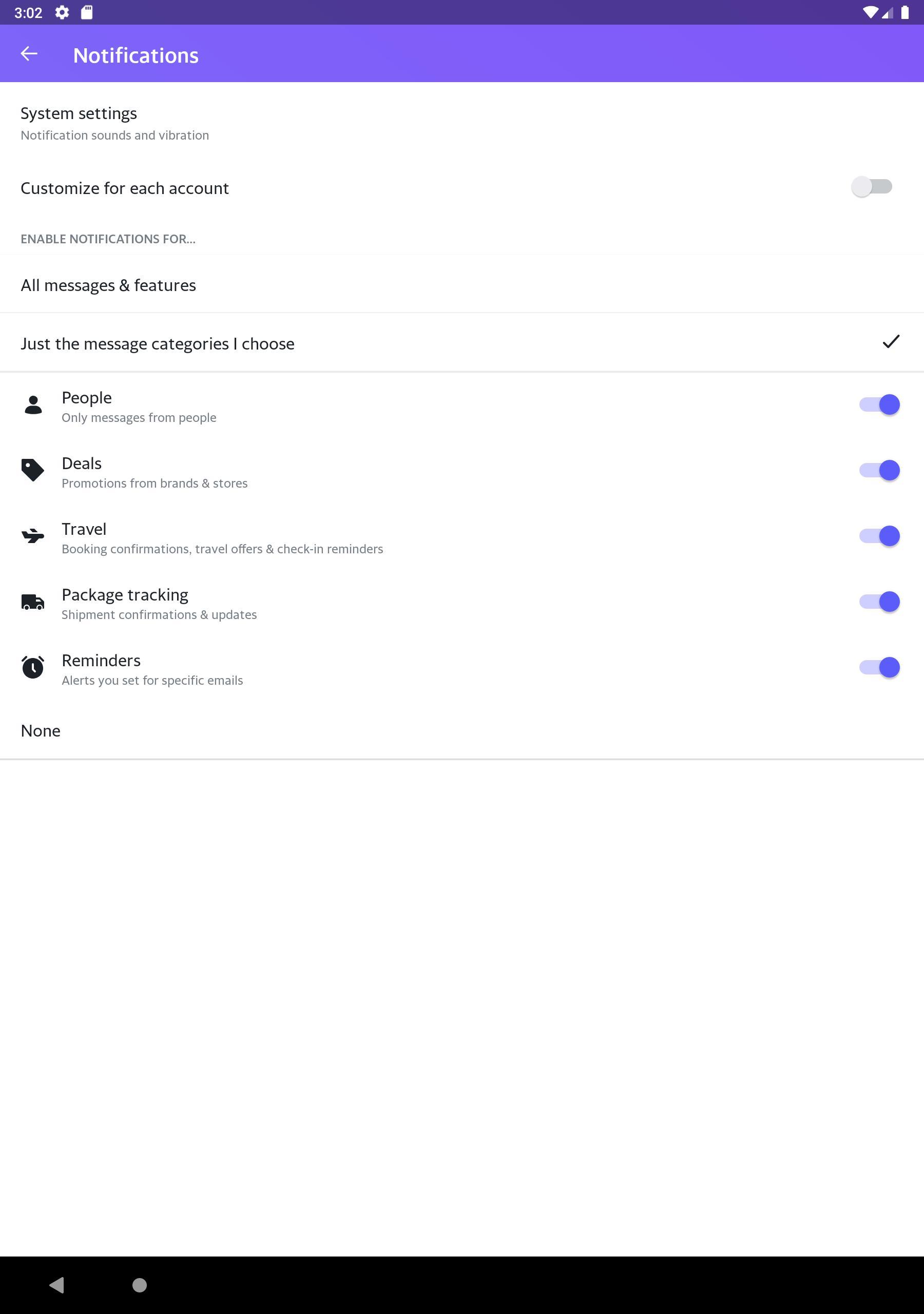 Yahoo Mail – Organized Email 6.2.4 Screenshot 13
