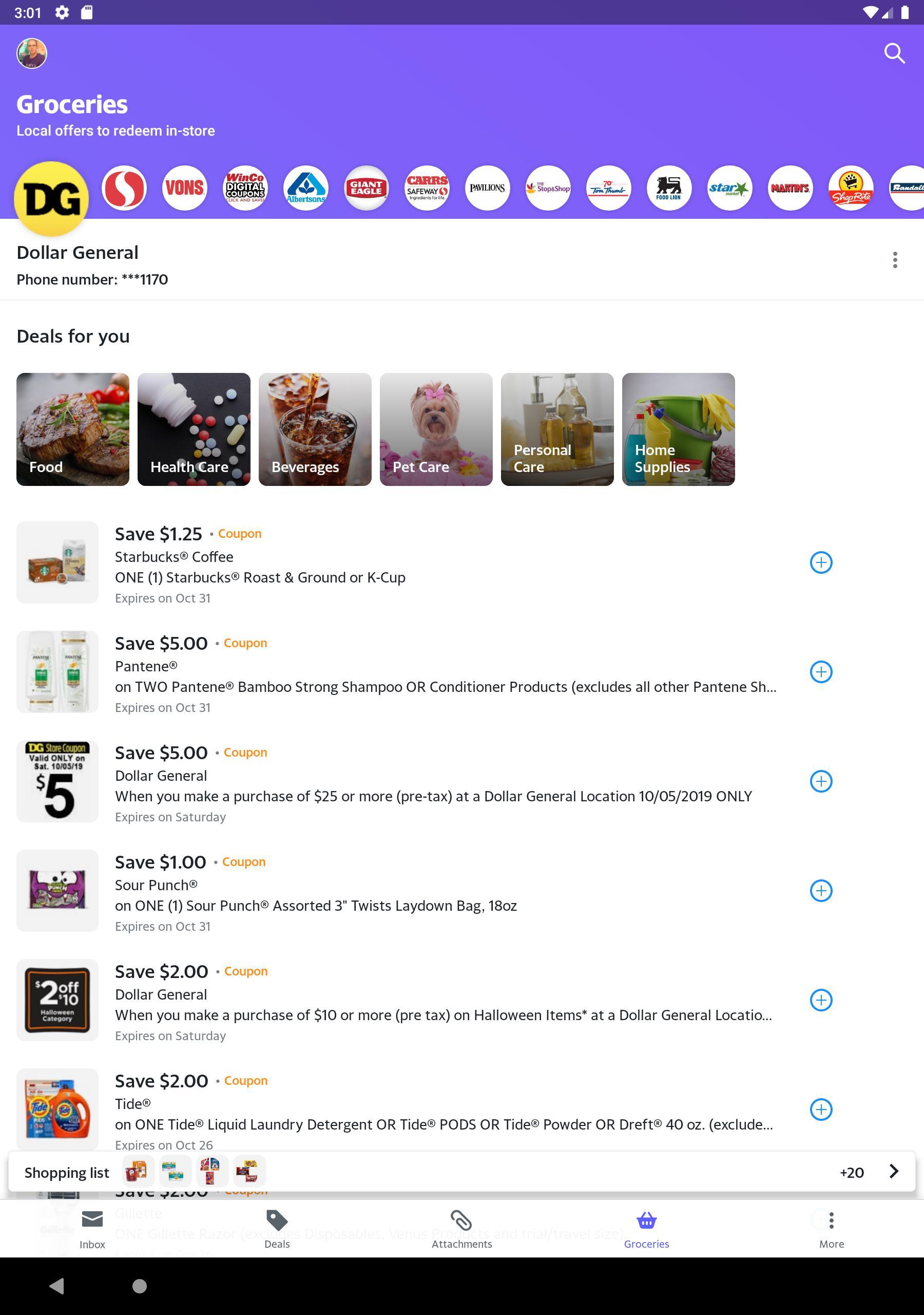 Yahoo Mail – Organized Email 6.2.4 Screenshot 16
