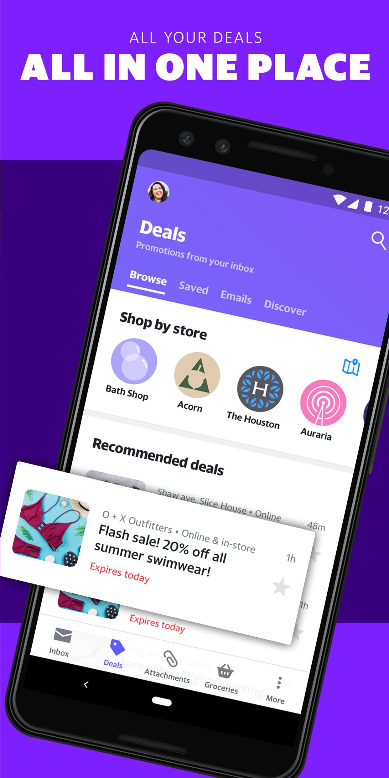 Yahoo Mail – Organized Email 6.2.4 Screenshot 4
