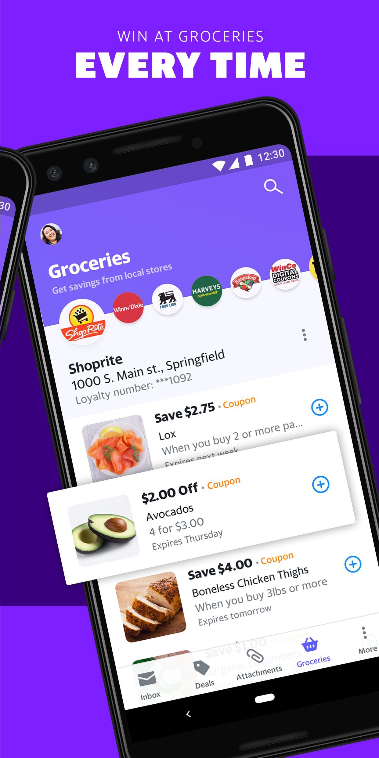 Yahoo Mail – Organized Email 6.2.4 Screenshot 5