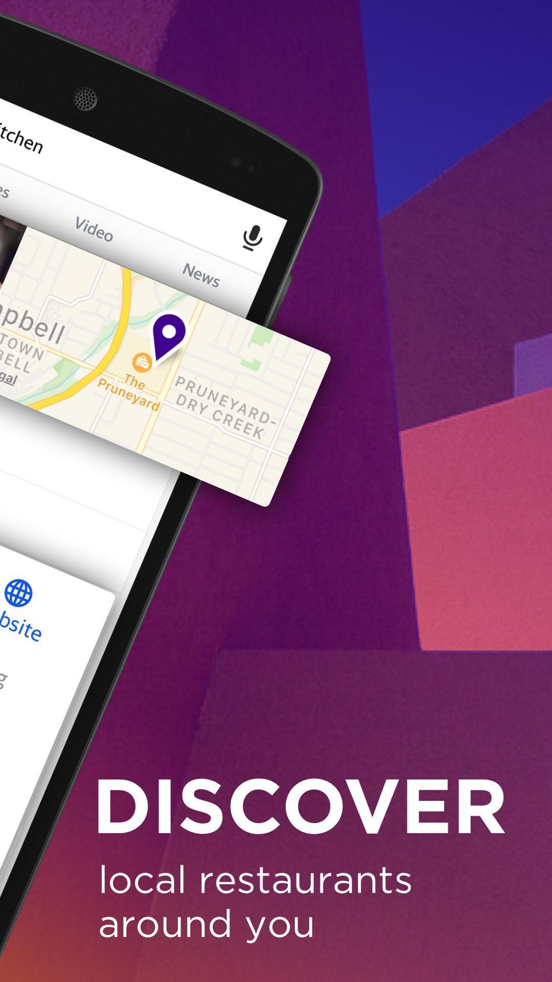 Yahoo Search 5.9.4 Screenshot 2