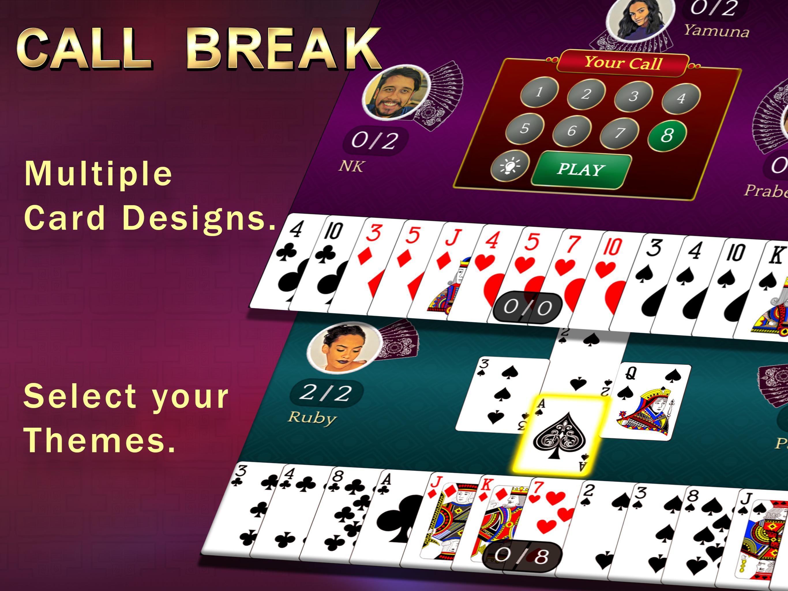 Callbreak, Ludo, Rummy, 29 & Solitaire Card Games 2.8 Screenshot 18