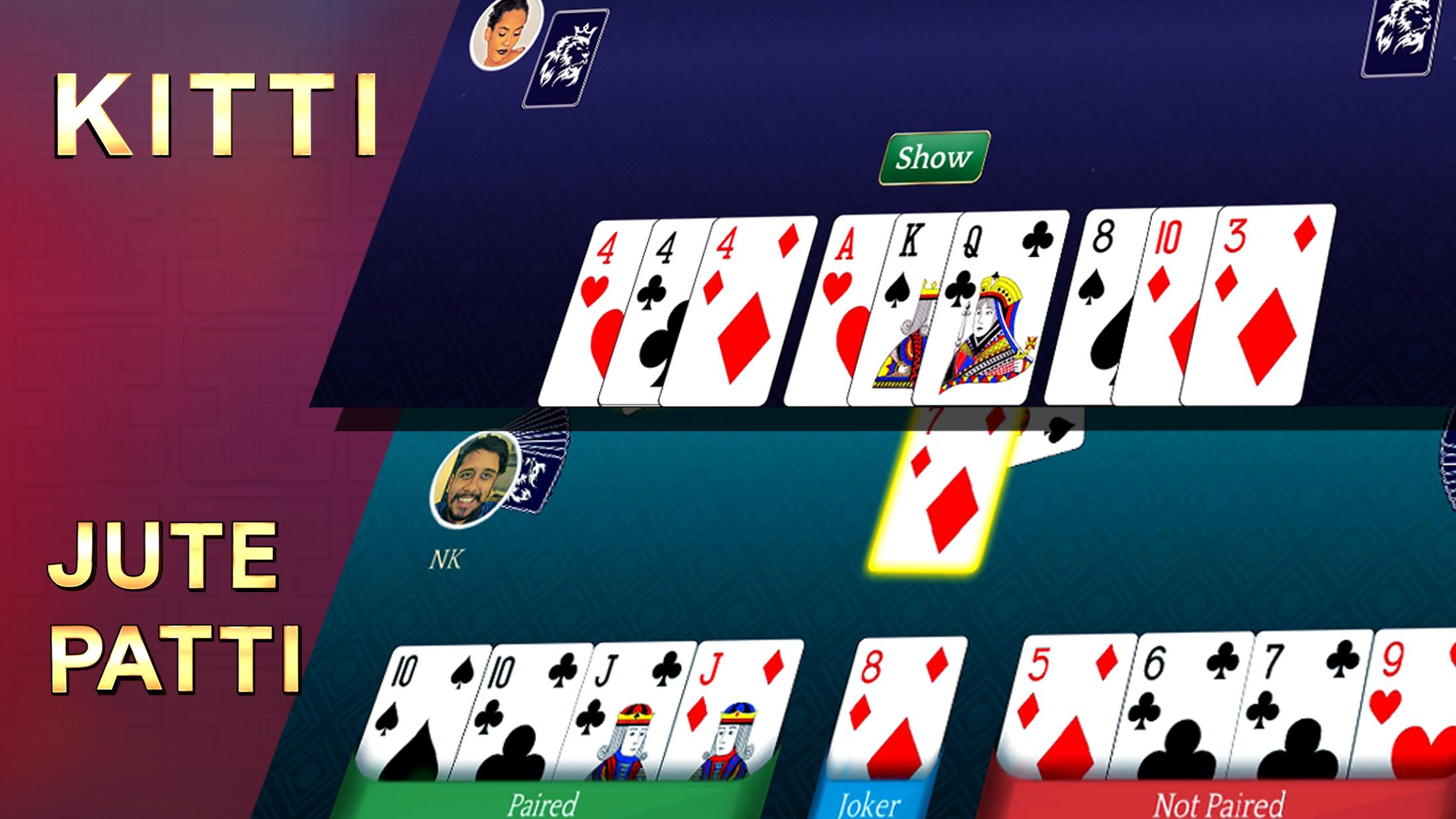 Callbreak, Ludo, Rummy, 29 & Solitaire Card Games 2.8 Screenshot 7