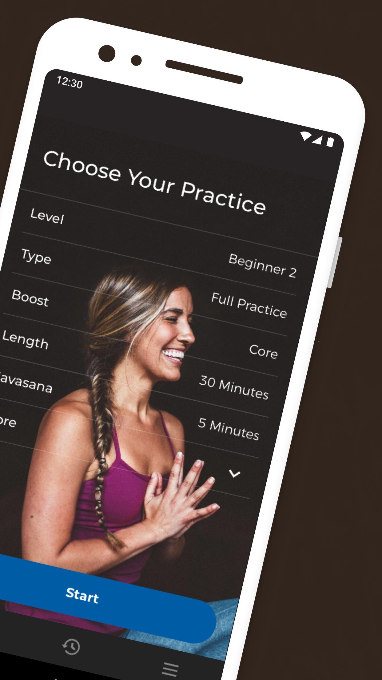 Yoga | Down Dog | Vinyasa Hatha Ashtanga Chair 4.4.4 Screenshot 3
