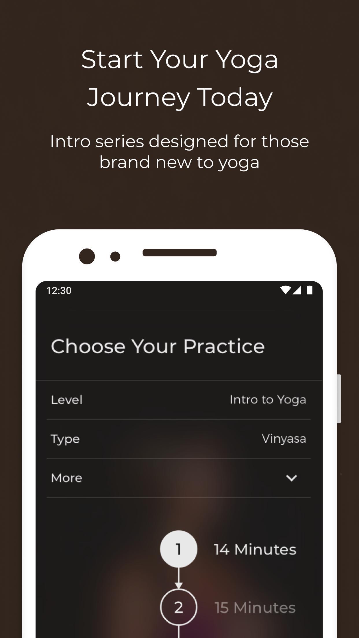 Yoga | Down Dog | Vinyasa Hatha Ashtanga Chair 4.4.4 Screenshot 4