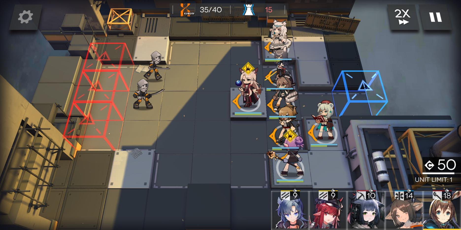 Arknights 1.2.90 Screenshot 6
